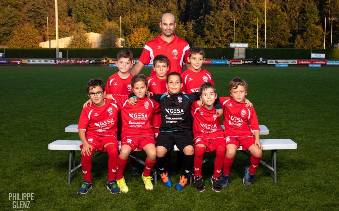 Juniors F Mouettes