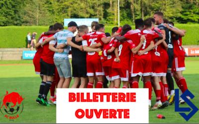Billetterie pour la Coupe de Suisse sur Weezevent